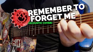 blink-182 - Remember To Forget Me (Acoustic Cover)