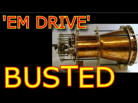 EM Drive BUSTED!