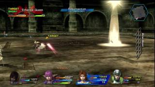Star Ocean: The Last Hope International *Chaos Mode* - Ethereal Queen! (Part 1)
