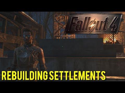 Ep. 30 - Rebuilding Settlements - Fallout 4
