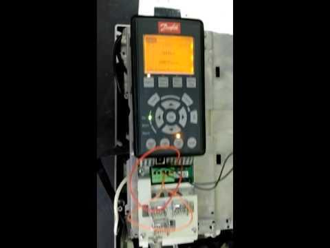 Repair Danfoss Inverter Vfd Fc102 By Ingress Malaysia