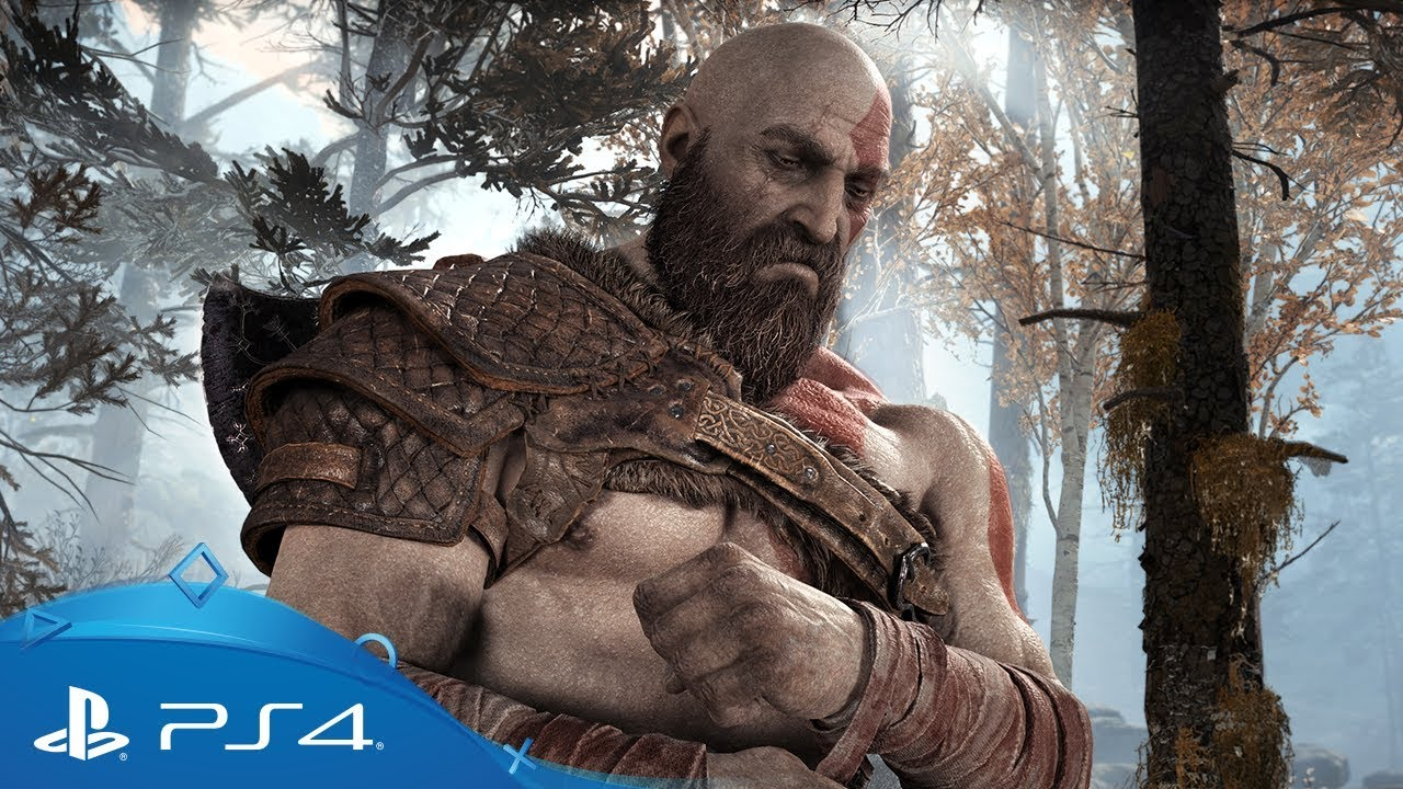 God of War   Story Trailer + Release Date   PS4 - YouTube