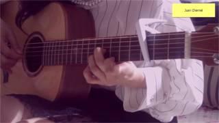 Em Đợi Anh Đến Hoa Tàn  2016 - Kitty Girl Cover (Guitar Acoustic)