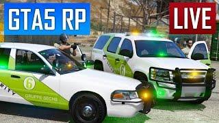 GTA 5 RP : SECURITY [SADOJ]