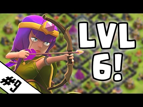 NEW LVL 6 ARCHERS! |