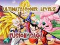 DBZ Ultimate Power Levels FUSION SAGA