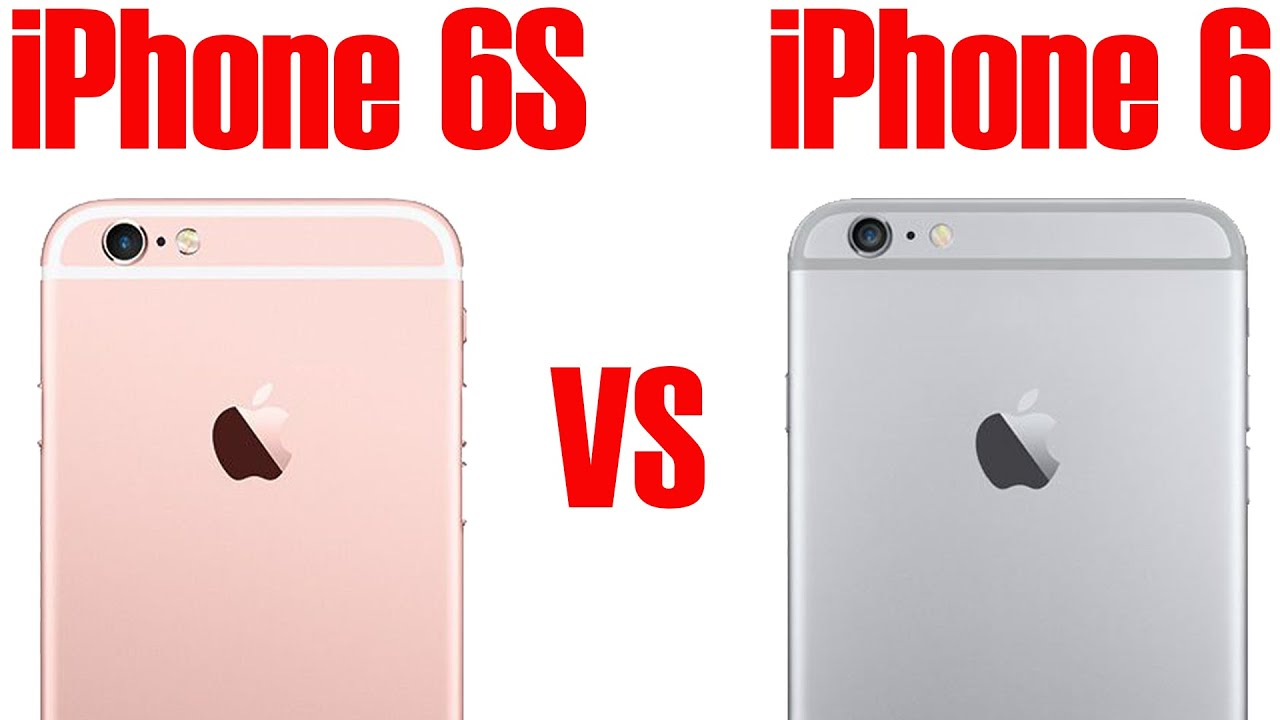 iphone 6s vs iphone 6 cu l comprar aqu t respuesta. Black Bedroom Furniture Sets. Home Design Ideas