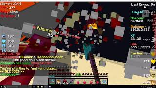 GodKills and Envoys duels + Getting rocked by Royal_K91 - CosmicPVP