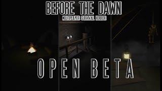 Before The Dawn | ROBLOX #1 w/Terran cz [sekundární]