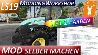 "[""LS19"", ""FS19"", ""Landwirtschafts Simmulator"", ""Modvorstellungen"", ""Playtest"", ""gameplay"", ""Hof Hirschfeld"", ""Hirschfeld Logistics"", ""Farming Simmulator"", ""Courseplay"", ""Modding"", ""Mod"", ""Mod selber machen"", ""Mod selber bauen"", ""Modding Tutorial"", ""Moddin"