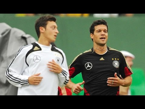 Mesut Özil vs Michael Ballack | German Battle! | Who is better?