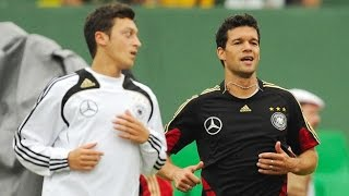 Here is my new video of the two technical german midfielders mesut Özil and michael ballack!goals, skills passes!please like subscribe!tips are alway...