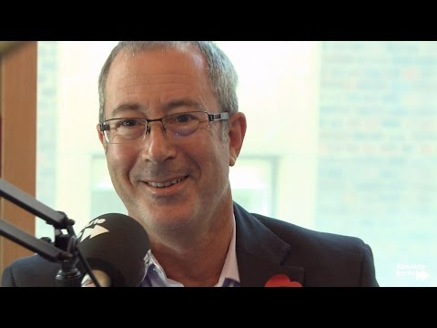 Ben Elton on his new book 'Time and Again'