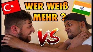INDER VS. TÜRKE - WER WEIß MEHR ?!