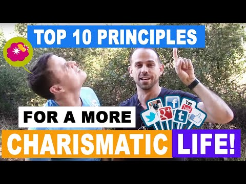 The Charisma Model - Everything You Need to Know About Being Charismatic