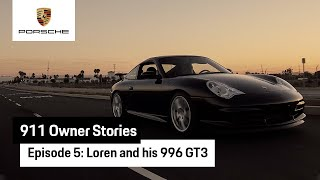 911 Owner Stories: Loren and his 996 GT3