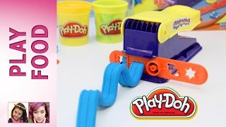 Play Doh Food Part 3 - Play Doh Fun Factory