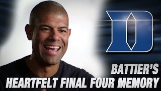 Duke Legend Shane Battier Shares Personal Heartwarming Final Four Memory