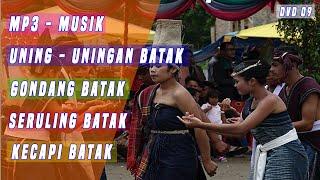 DVD 09 | UNING - UNINGAN BATAK TOBA, GONDANG BATAK, SERULING BATAK TERBARU 2021