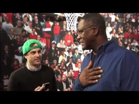 DOMINIQUE WILKINS Busted Interview