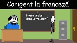 JIMMY LA ȘCOALĂ: Ora De Franceză