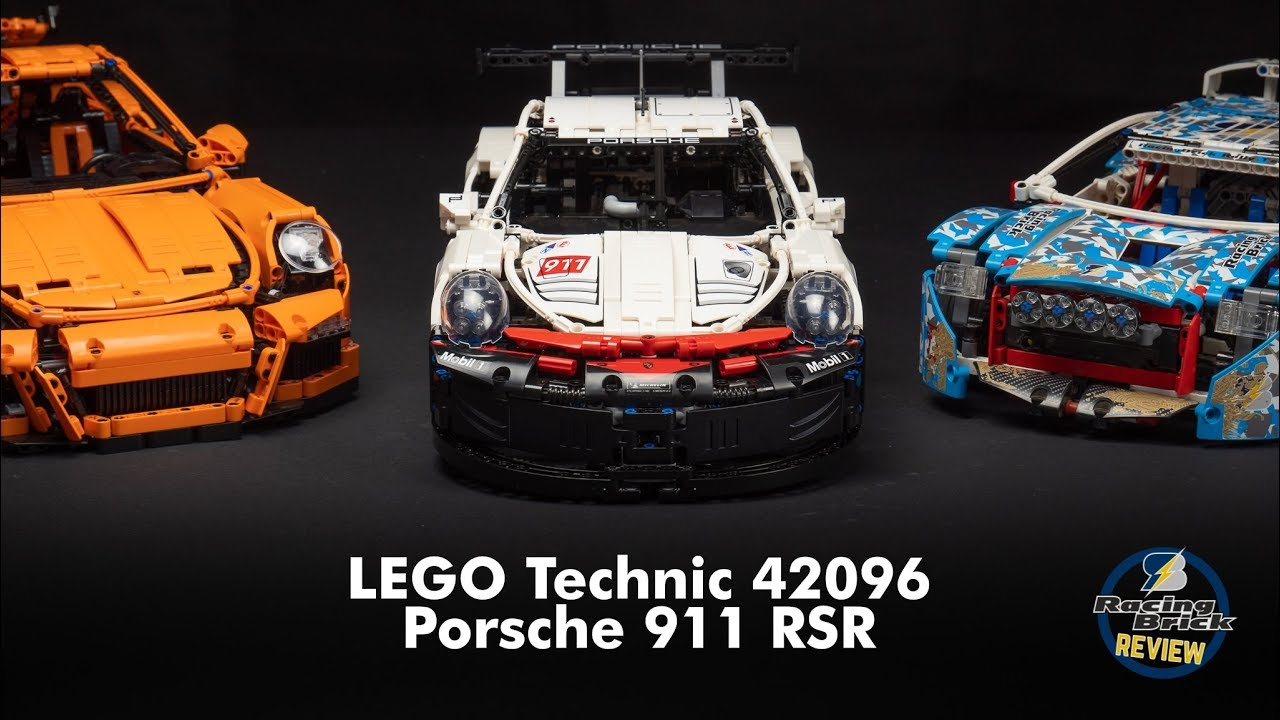 lego technic 42096 porsche 911 rsr review cheaper 42056. Black Bedroom Furniture Sets. Home Design Ideas