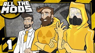 Minecraft All The Mods Nuclear! NEW SERIES! We're focusing on nucle...