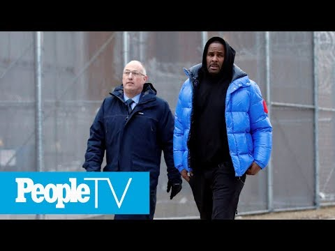 R. Kelly Released From Jail After Paying His $100,000 Bond | PeopleTV