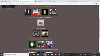 roblox friend's and yt in the hunger game's 2