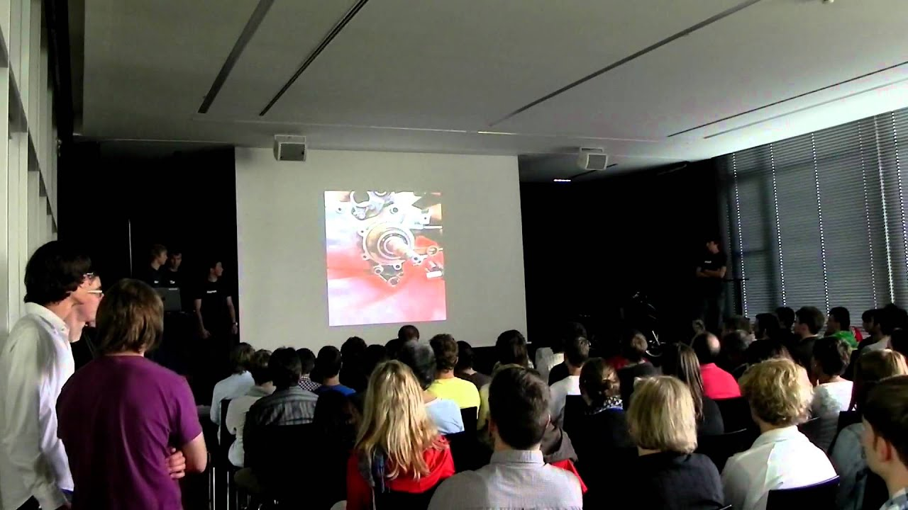 seminarkurspräsentation der bluestorm-crew 22.07.2011 in der wilhelm