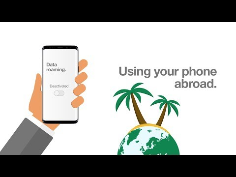 Using Your Phone Abroad | Getting Voicemail [International Roaming] | Support On Three (2018)