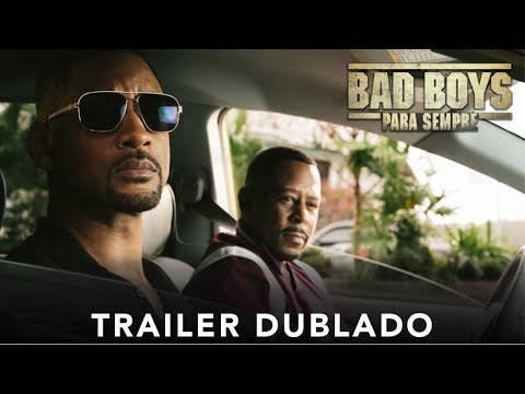 Bad Boys para Sempre (Trailer)