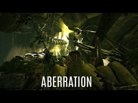 FIRST STEPS INTO ABERRATION - The Beginning - ARK Survival