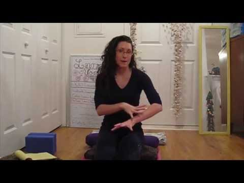 Yoga for the WRISTS: relief from Carpal Tunnel & wrist pain: LauraGYOGA
