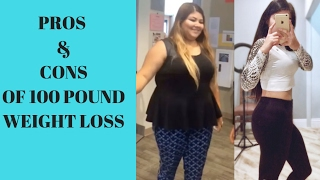 Pros and Cons of Losing Weight!