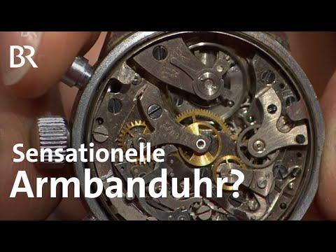 Zum Fliegen Schön: Armbanduhr | Kunst + Krempel | BR
