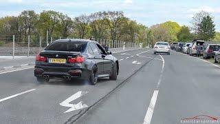 Supercars Accelerating - AMG GT R, 900HP 335i, Aventador Capristo, F12 TDF, Manhart MH3 550,...