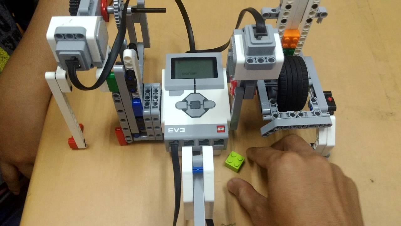 3 Mesin Undian By Vincent Robotics Education Centre Youtube