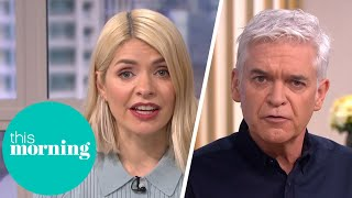 Phillip \u0026 Holly's Message to Media Reporting Covid Rumours | This Morning