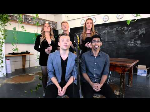 Nor'easters perform Meghan Trainor's 'Like I'm Gonna Lose You' for AU Sessions