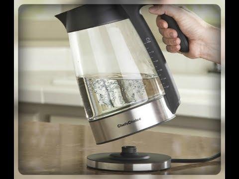 Устраняем запах в новом электрическом чайнике