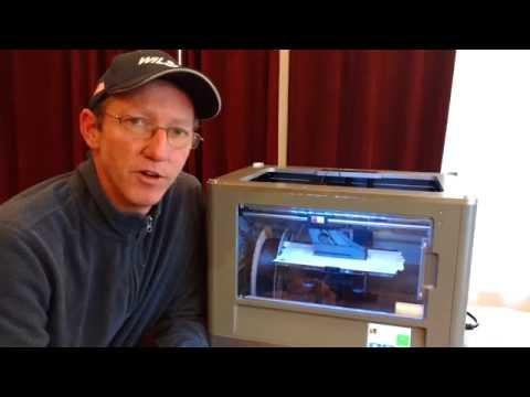Dremel 3d Idea Builder printer Hack for Proto Pasta Carbon fiber HTPLA