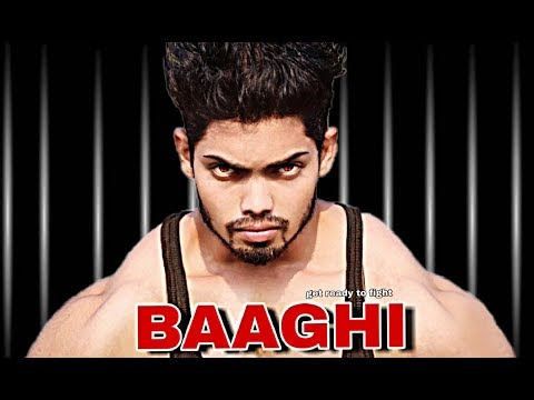BAAGHI /// Sumit Rana The Best And Awesome Fight / Baaghi/ Get Ready To Fight