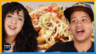 We Tried Honduran Food For The First Time