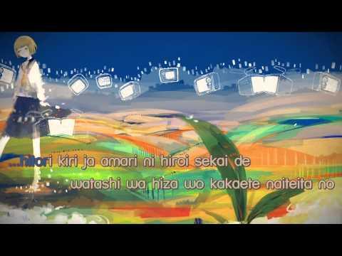 【Karaoke】 bitter 《off vocal》 keeno / Miku