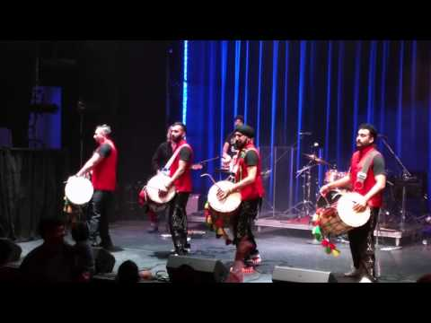 Johnny Kalsi and the Dhol Foundation - After the Rains