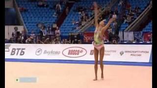 RG Чемпионат мира в Москве Е.Канаева-скакалка