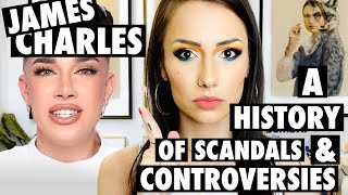 James Charles | A History of Scandals & Controversies