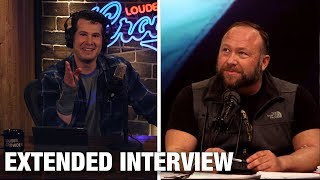 WEB EXTENDED: Alex Jones Interview | Louder With Crowder