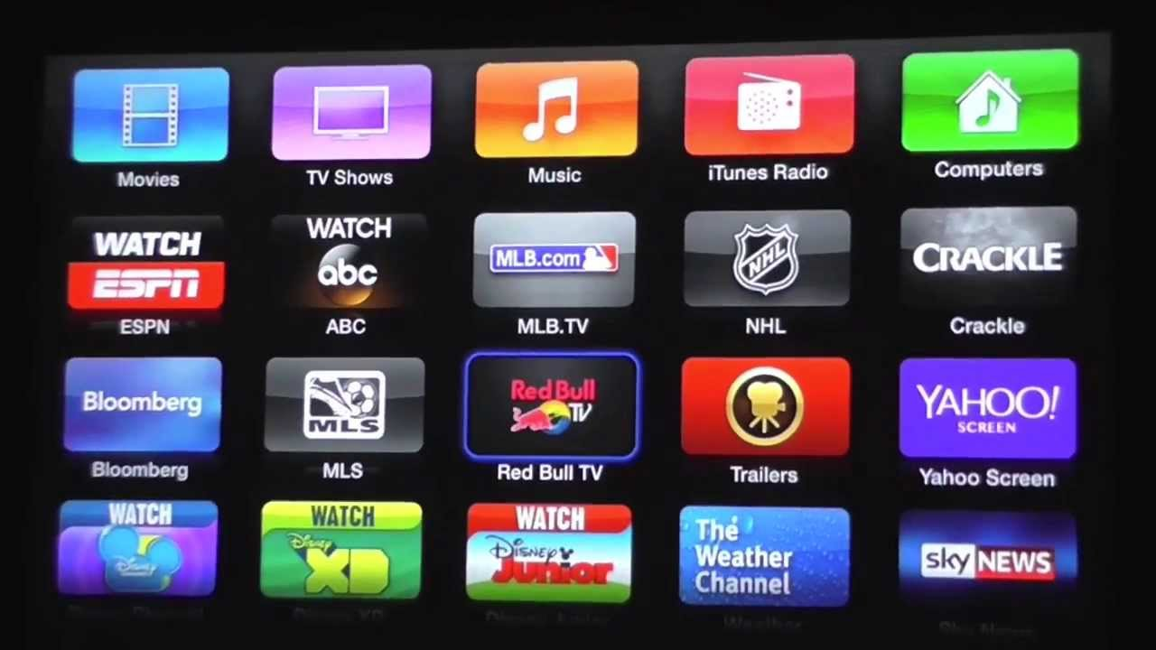New Apple TV Channel: Red Bull TV, available worldwide for ...  New Apple TV Ch...